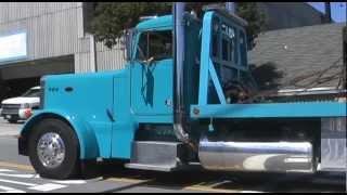 Salinas (CA) United States  city images : Train Car Trucked From Monterey, California To Salinas, California, USA