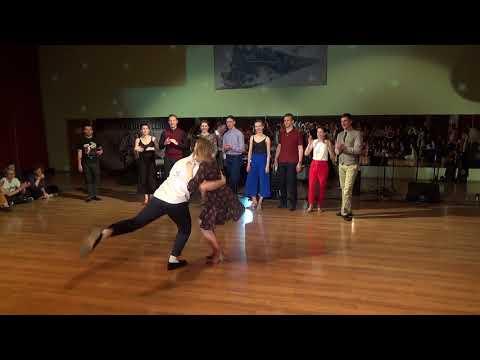 Swinglandia 2018. Balboa JJ Finals. Alina Bandarovich & Alex Tabakov