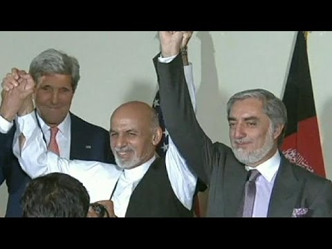 Afghanistan power-sharing deal struck
