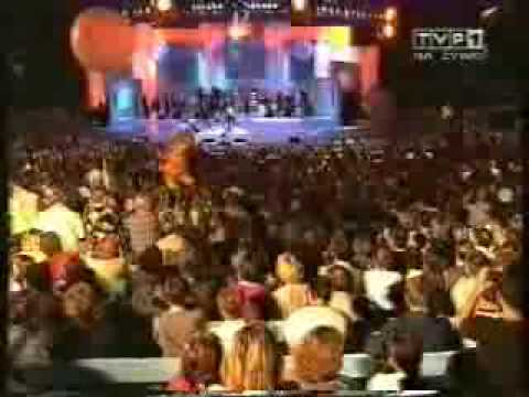 Sopot Festival 2001 - Alsou part2 Inogda, Before You Love Me