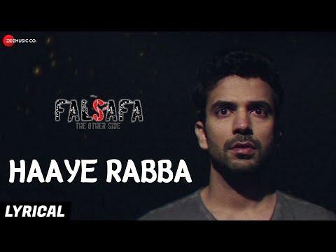 Haaye Rabba - Lyrical | Falsafa | Manit Joura & Ge