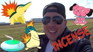 Pokemon GO - GEN 2 INCENSE PARTY #2, pokemon go, pokemon go ios, pokemon go apk