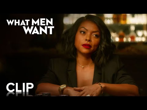 "WHAT MEN WANT | ""Poker Game"" Clip 