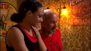 Video Extrait : Alicia Aylies et Vincent Lagaf chez Willy MP3, 3GP, MP4, WEBM, AVI, FLV Juni 2017