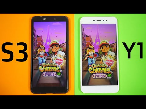 Infinix Hot S3 vs Redmi Y1 Speed Test, Memory Management test and Benchmark Scores