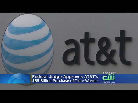 Judge Approves AT&T-Time Warner Merger Without Conditions