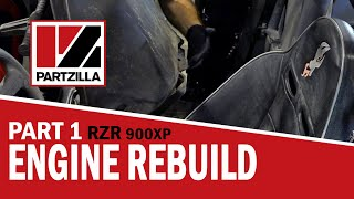 5. Polaris RZR Seat Removal & Fluid Drain | Part 1 in Series | Partzilla.com