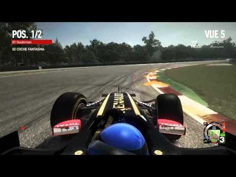 F1 2010 parche 2011 gameplay   WWW FOROSDELVAGO COM
