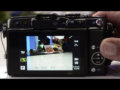 Olympus PEN Lite & Mini – hands on