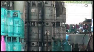 Kênh truyền hình VTC14 - Đài truyền hình Kỹ thuật số VTC Quảng Ninh: Phát hiện vụ sang chiết gas trái phép quy mô lớn: Công an tỉnh Quảng Ninh đã tiến hành k...
