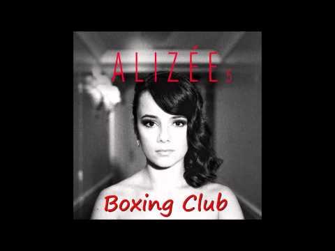 Tekst piosenki Alizée - Boxing club po polsku