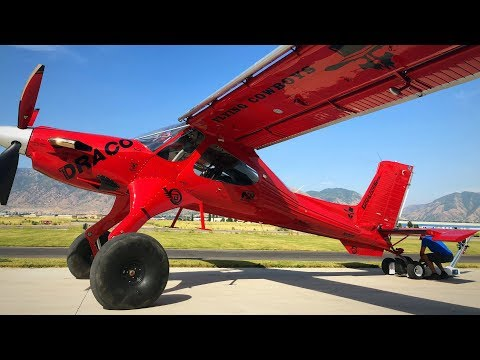 0 DRACO – The Most Badass Monster Bush Plane Ever