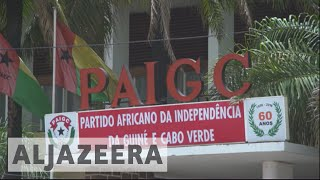 Protesters call for political change in Guinea-Bissau Tension is mounting in Guinea Bissau between President Jose Mario Vaz and parliament which has not ...