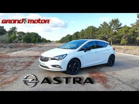 Modelos de uñas - Opel Astra  Prueba / Análisis / Test / Review Español GrandMotor