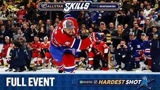 2020 Enterprise NHL Hardest Shot by NHL