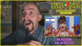 "Video REACCIÓN a Netta ""TOY"" (ISRAEL) EUROVISION 2018 I edusanzmurillo MP3, 3GP, MP4, WEBM, AVI, FLV Desember 2018"