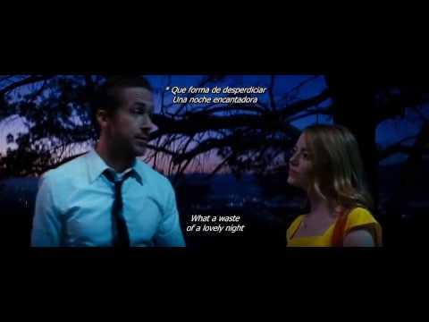 lovely night subtitulado en ingles y español la la land