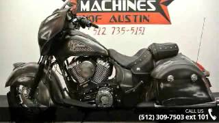 4. 2015 Indian Chieftain  - Dream Machines Indian Motorcycle...