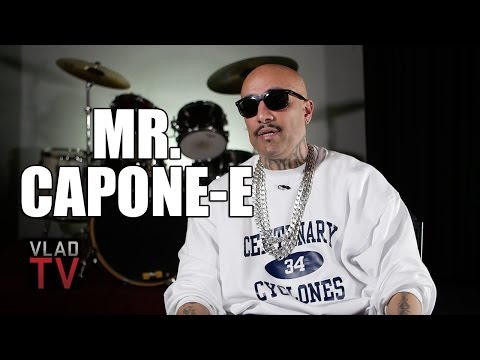 Mr. Capone-E on Rolling Up on Lil Wayne with Suge Knight, Suge Playing Him