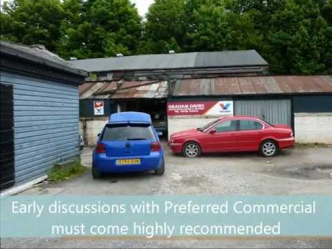 3268 - Car Garage Business For Sale in Frodham Cheshire