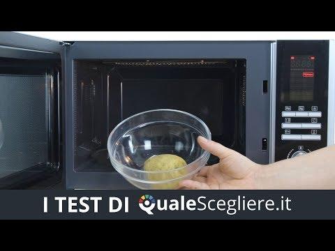 Severin MW 9675 in azione   QualeScegliere.it