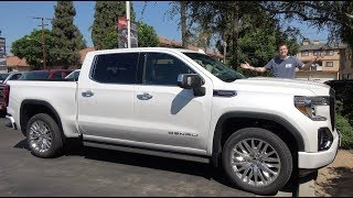 Video Here's Why the 2019 GMC Sierra Denali Is the King of the Luxury Truck MP3, 3GP, MP4, WEBM, AVI, FLV Oktober 2018