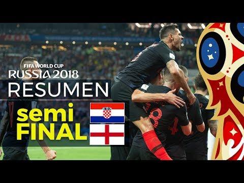 Croacia 2-1 Inglaterra   Semifinal Mundial Rusia 2018   Resumen • Análisis • Reacciones