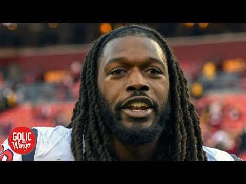 Video: Jadeveon Clowney to the Seahawks is a big loss for the Texans - Mike Golic Jr. | Golic and Wingo