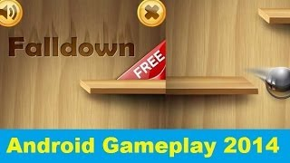 Falling Down Ball videosu