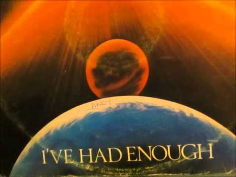 Earth Wind & Fire   I've had enough 1981  (12' Classic)