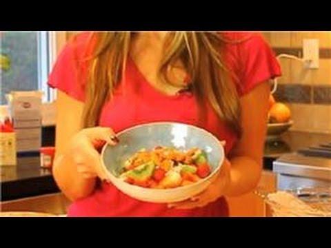Healthy Recipes : Everyday Italian Fruit Salad