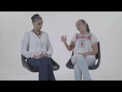 Marina Silva e Heloísa Helena conversam sobre a as mulheres na política