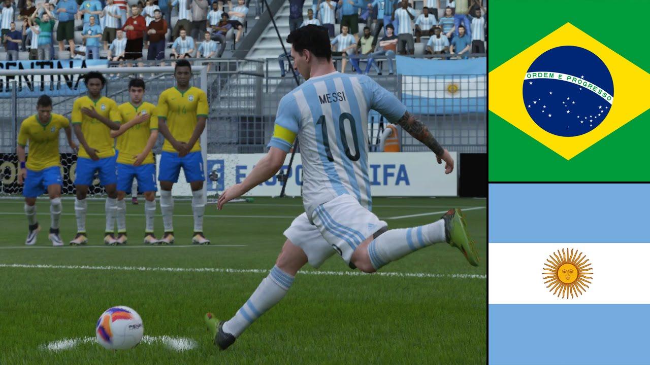 2018 FIFA World Cup Semi-final vs Argentina