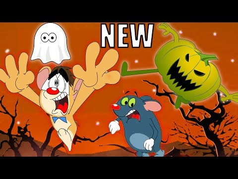 Rat-A-Tat |'Scary Pumpkin Spooky Halloween Cartoons New Ep 🔴#2'| Chotoonz Kids Funny Cartoon Videos