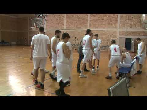 "6 kolo Play off KK ""Zekas 75"" – KK ""Zeleznicar″ 67:81"