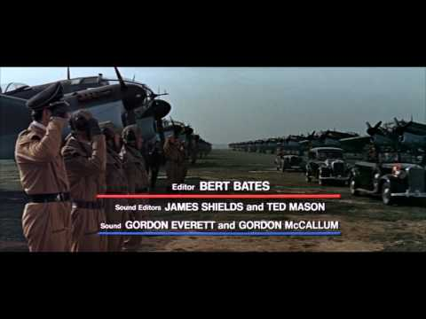 Battle of Britain 1969   Intro   Opening Sequence HD