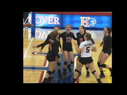 Rose-Hulman Volleyball 2012 Mix
