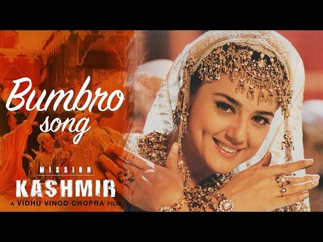 mission kashmir bumbro video songs