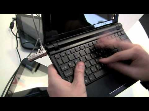 DNS Netbook: From Russia with MeeGo
