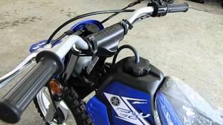 3. 2013 YAMAHA PW50 OFFROAD DIRT MOTORCYCLE