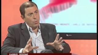 24 dic. 2013 - Entrevista en Canal 4 con Daniel Castro