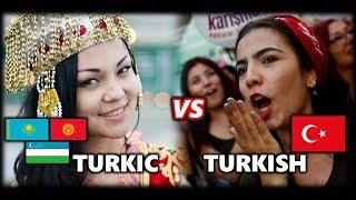 Video What's the Difference between Modern Turkish People and Turkic Central Asians? MP3, 3GP, MP4, WEBM, AVI, FLV Desember 2018