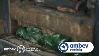 Vídeo - Ambev Recicla