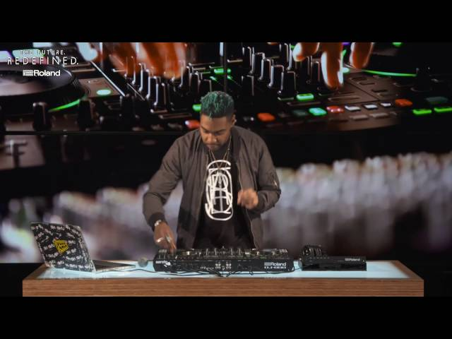 "DJ Controller DJ-808  ""The Future. Redefined."" Live stream from Auckland"