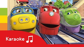 Chuggington - Official TV Show Theme Song - Karaoke - Cartoons for Children