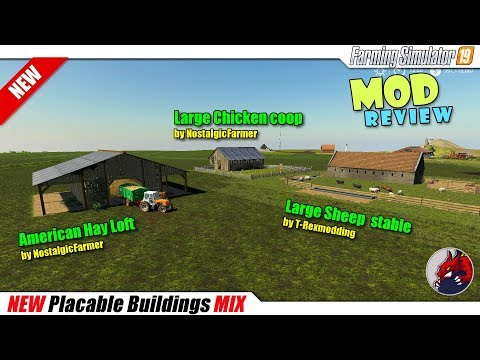 Old Building Sheep Placeable v1.0