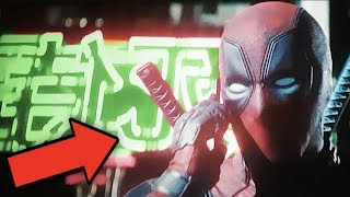 Video DEADPOOL 2 Breakdown! All Easter Eggs & References YOU MISSED! MP3, 3GP, MP4, WEBM, AVI, FLV Mei 2018
