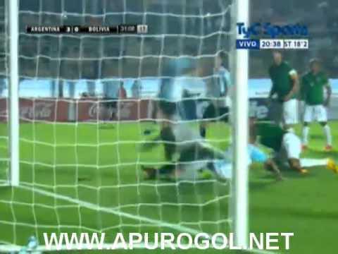 Argentina 5 Bolivia 0