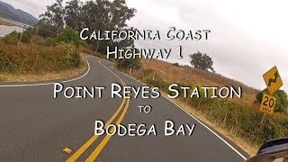 Bodega Bay (CA) United States  City pictures : California Coast Motorcycle Ride: Point Reyes Station to Bodega Bay