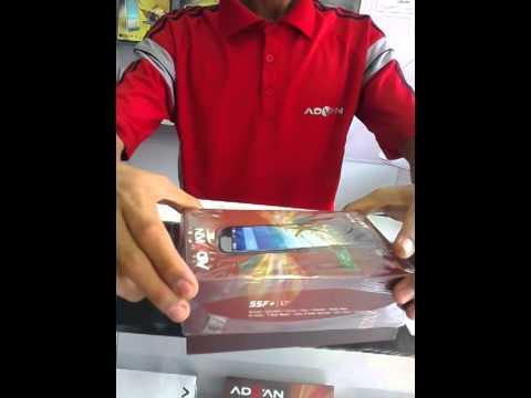 Video cheking products pembelian Advan S5F+ di masterponsel.com